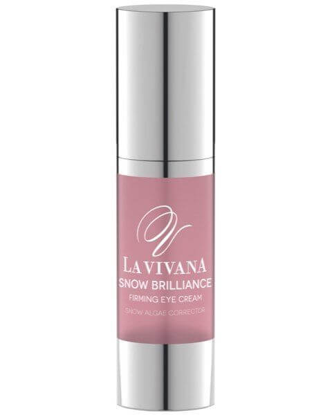 Snow Brilliance Firming Eye Cream