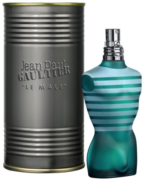 Le Male Eau de Toilette Spray
