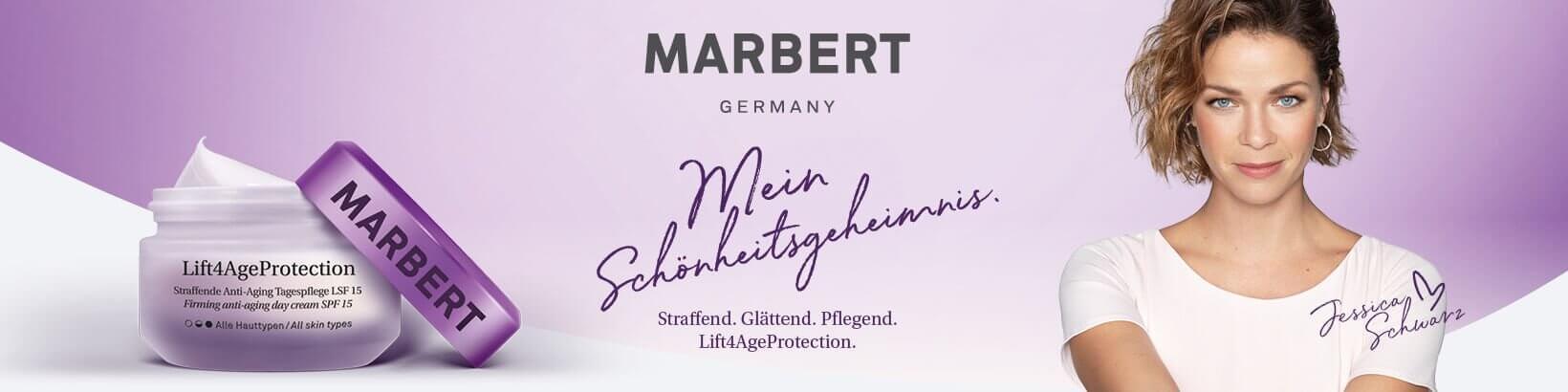 Jetzt alle Produkte von MARBERT entdecken!
