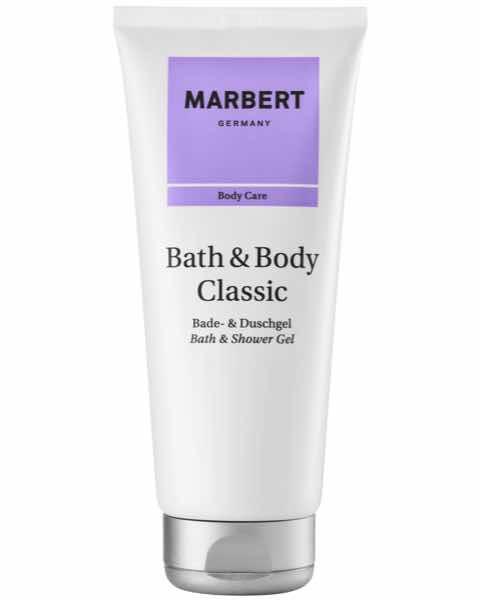 Bath & Body Classic Bade- & Duschgel