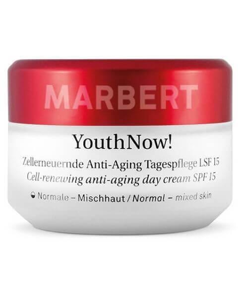 Marbert YouthNow! Zellerneuernde Tagespflege LSF 15 Normale - Mischhaut
