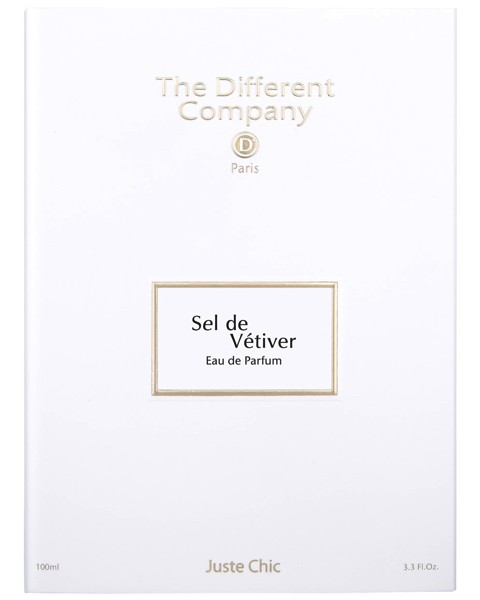 Sel de Vétiver EdP Refillable Spray