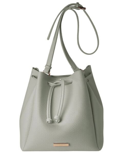 Handtaschen Chloe Bucket Bag Soft Grey