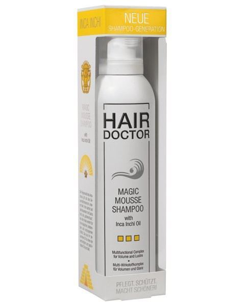 Pflege Magic Mousse Shampoo
