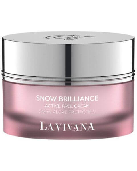 Snow Brilliance Active Face Cream