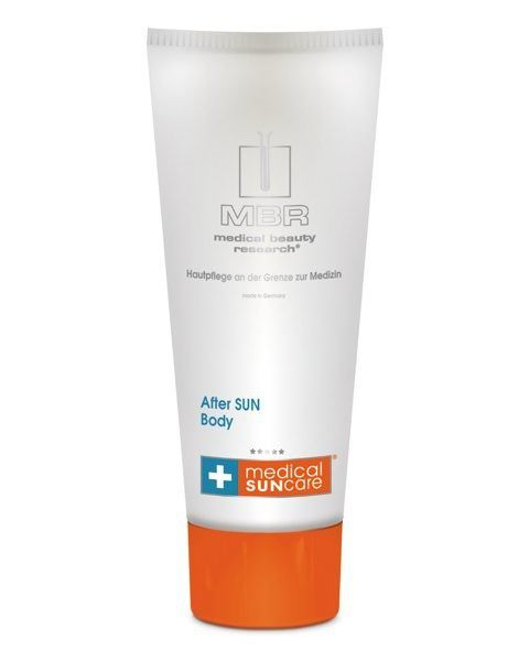 Medical Sun Care After Sun Body
