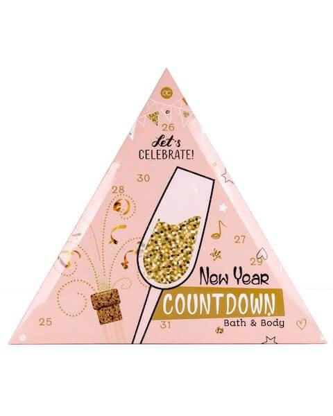 Adventskalender Geschenkset New Year Countdown