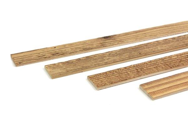 Abschlussleisten original Altholz