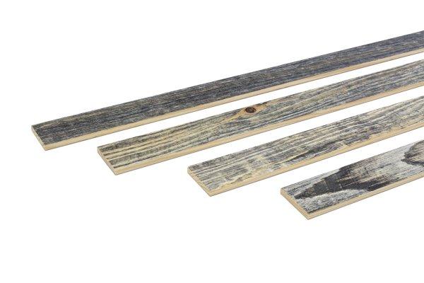 Holz Zierleisten Wandabschluss Vintage 004
