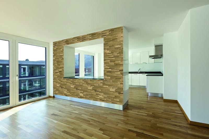 Wandverkleidungen Aus Holz Für Die Küche | Wodewa