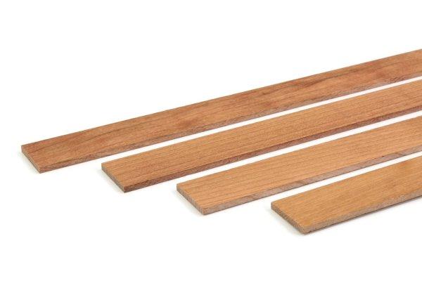 Holz Zierleisten Wandabschluss Kirsche