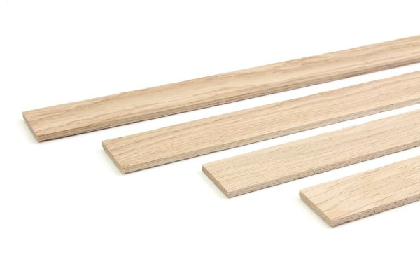Holz Abschlussleisten Wandverkleidung Holzleisten Eiche strukturiert Natur
