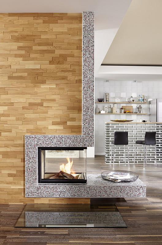 Wandverkleidung Aus Holz Fur Wohnzimmer Wodewa