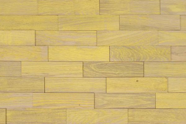 wodewa Vintage V012 gelb Wandverkleidung Holz