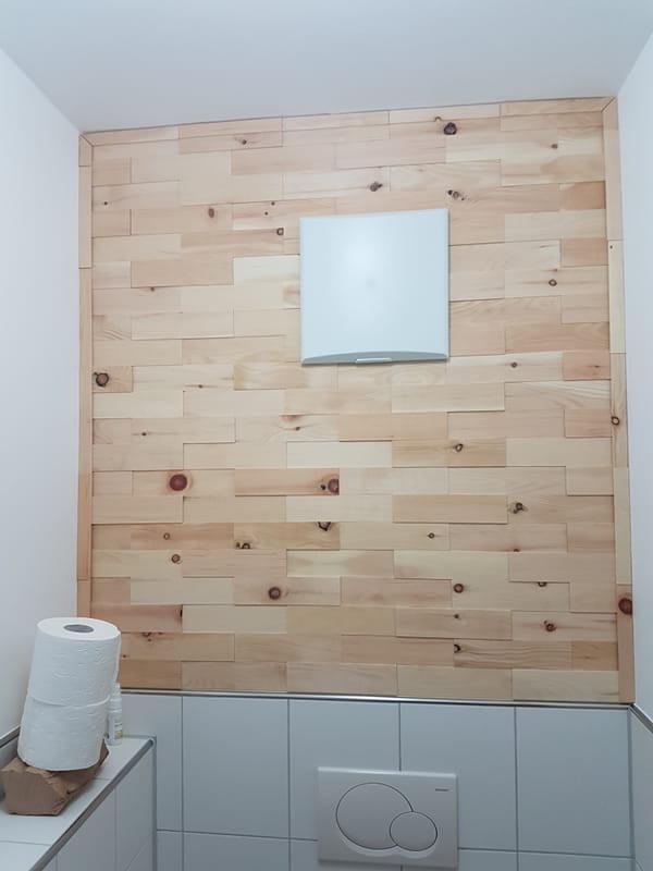 wodewa Wandverkleidung – und dein Bad wird zur Wohlfühloase ...