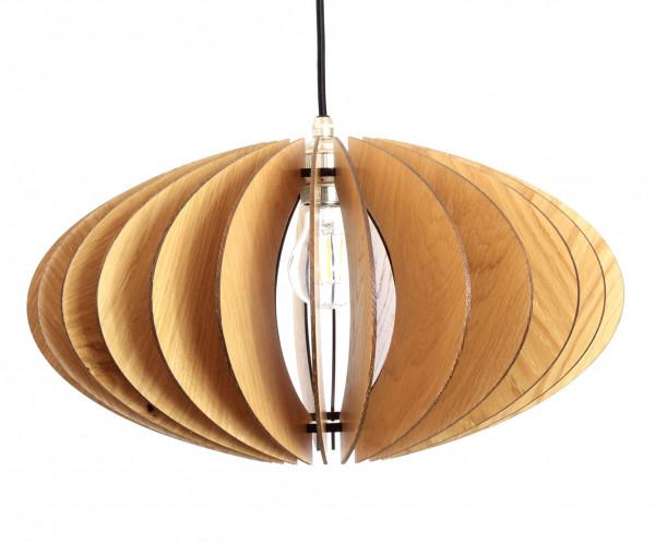Holzleuchte | Terra | Echtholz Lampe