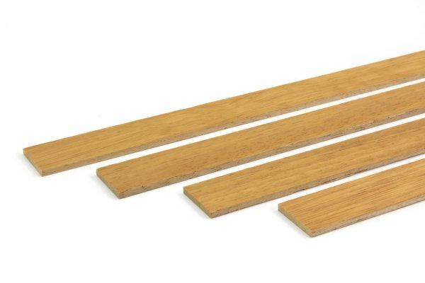 Holzleisten Wandverkleidung Abschluss Iroko