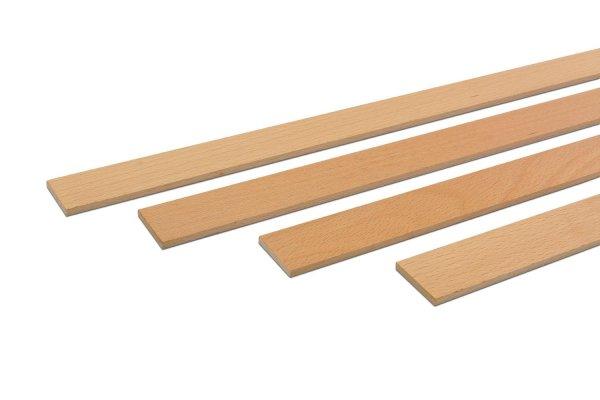Holz Abschlussleisten Wandverkleidung Holzleisten Buche geölt