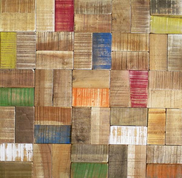 CocoMosaik Multicolor Wood