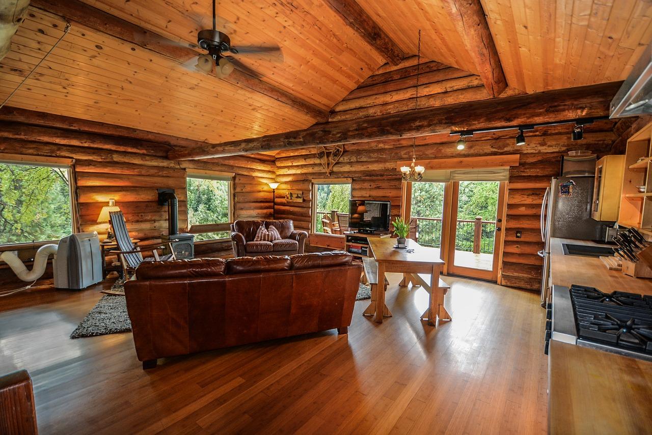 Einrichtungsideen Mit Holz So Kombinieren Sie Das Vielf