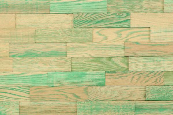 Wodewa Vintage V011 Grün Wandverkleidung Holz