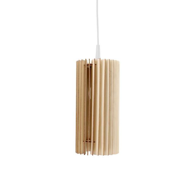 Pendelleuchte Holz Lux Hängelampe Natur