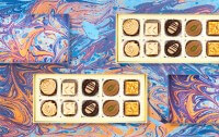 Mixed chocolate boxes